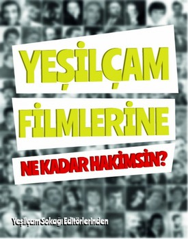 YeÅŸilçam Filmlerine Ne Kadar Hakimsin? kapağı