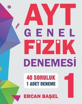 AYT GENEL FİZİK DENEMESİ 1 kapağı