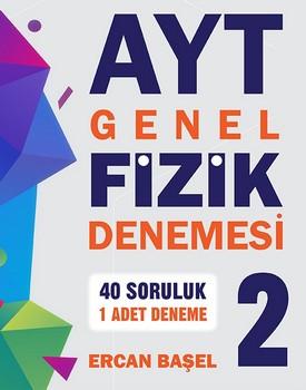 AYT GENEL FİZİK DENEMESİ 2 kapağı