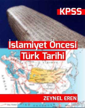 İslamiyet Öncesi Türk Tarihi 1 kapağı