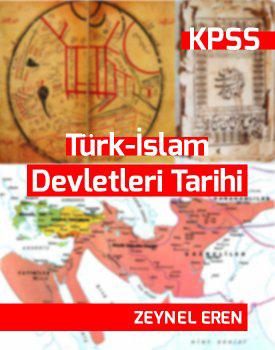 Türk-İslam Devletleri Tarihi 1  kapağı