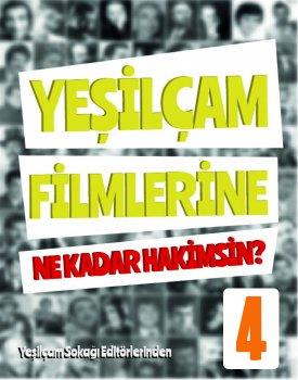 YeÅŸilçam Filmlerine Ne Kadar Hakimsin? (4) kapağı