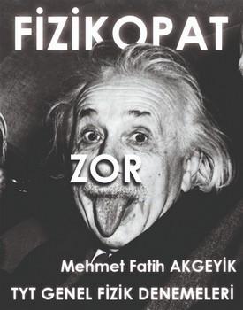 TYT Genel Fizik Denemeleri - Fizikopat(Zor) kapağı