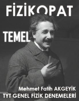 TYT Genel Fizik Denemeleri - Fizikopat(Temel) kapağı