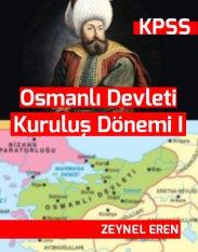 Osmanlı Devleti Kuruluş Dönemi I kapak resmi