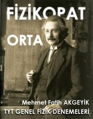 TYT Genel Fizik Denemeleri - Fizikopat(Orta) kapak resmi