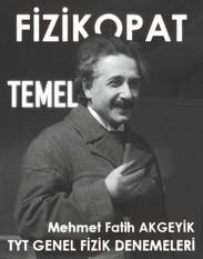 TYT Genel Fizik Denemeleri - Fizikopat(Temel) kapak resmi